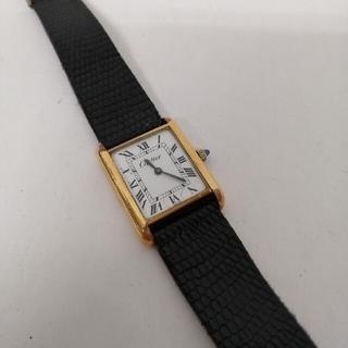 Cartier - Cartier 腕時計 マストタンク