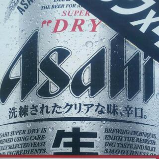 アサヒ - スーパードライ350ml6ケース