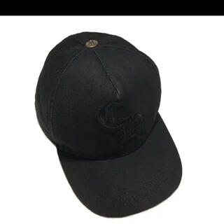 Chrome Hearts - 国内正規品 クロムハーツ CH刺繍 ベースボール キャップ 帽子