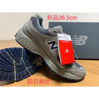 "New Balance - New Balance ML2002R A ""Gray"" 26.5"