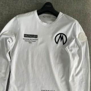 モンクレール(MONCLER)のMoncler Tシャツ ロンT L(Tシャツ/カットソー(七分/長袖))