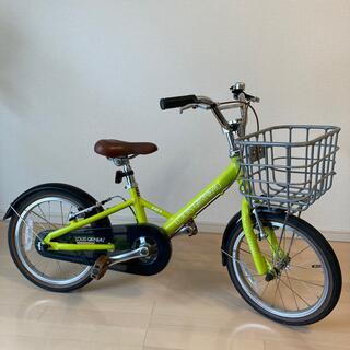 ルイガノ(LOUIS GARNEAU)のルイガノ 16インチ 自転車 (自転車)