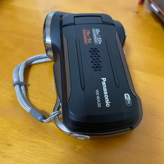 パナソニック(Panasonic)の中古 パナソニック デジタルムービーカメラ(コンパクトデジタルカメラ)