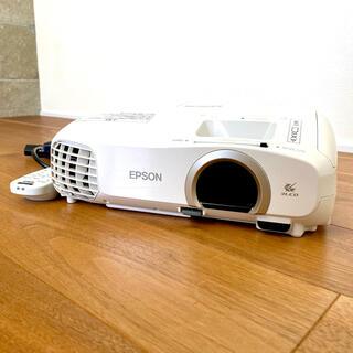 エプソン(EPSON)のEPSON ホームシアター プロジェクター EH-TW5200(プロジェクター)