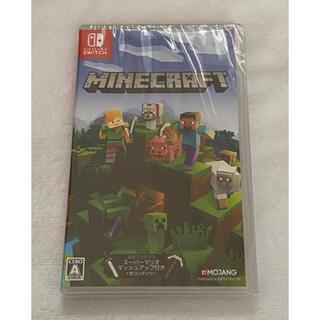 ニンテンドースイッチ(Nintendo Switch)の新品未開封 Minecraft Switch マインクラフト(家庭用ゲームソフト)