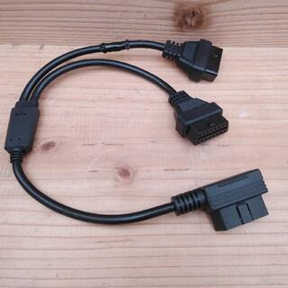 日産 - OBDⅡ 常時電源→IG変換コネクタ 分岐タイプ 日産用 バッテリー上がり対策に