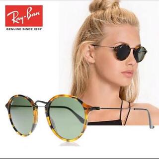 Ray-Ban - Ray-Ban / RB2447 1157 49 ラウンド 鼈甲フレーム