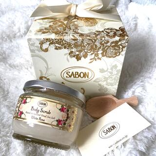 SABON - SABON ボディスクラブ ホワイトローズ(限定)