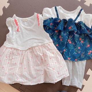 ニシマツヤ(西松屋)のベビー服 セット(その他)