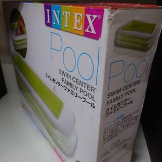 インデックス(INDEX)のintex スイムセンターファミリープール新品未開封(マリン/スイミング)