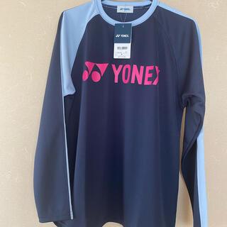 YONEX - 新品ヨネックス 新作限定 長袖Tシャツ ロンT