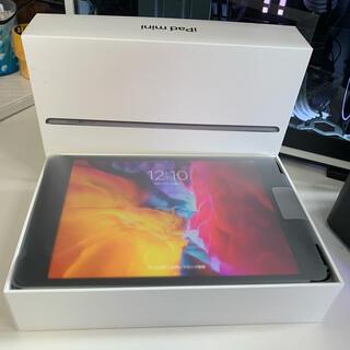 iPad - 【極美品】【SIMフリー】iPad mini5 Wi-Fi+セルラー 64GB