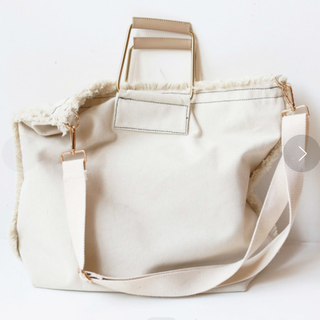 TODAYFUL - TODAYFUL ステッチキャンバス バック トート