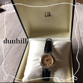 ダンヒル(Dunhill)のdunhill  ダンヒル 腕時計 レディース(腕時計)