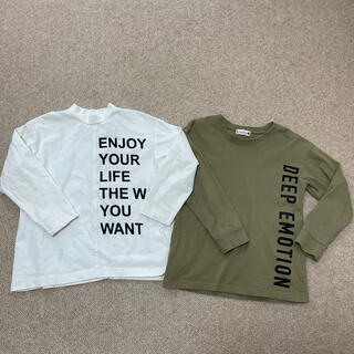ブランシェス 120 Tシャツ