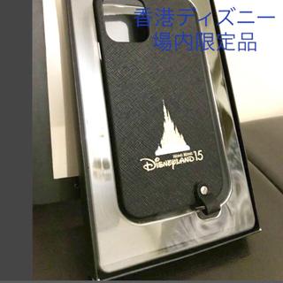 ディズニー(Disney)の香港ディズニーランド15周年記念 iPhone12/12pro対応スマホケース(iPhoneケース)