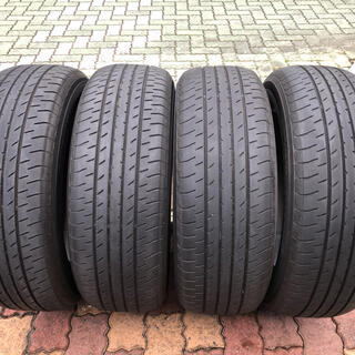 225/60R17 YOKOHAMA  BlueEarth E51 4本 セット