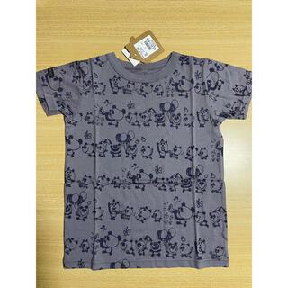 グラグラ(GrandGround)のタグ付き 新品 グラグラ  ストーリーズ Tシャツ 130(Tシャツ/カットソー)