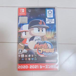 ニンテンドースイッチ(Nintendo Switch)のeBASEBALLパワフルプロ野球2020 Switch(家庭用ゲームソフト)