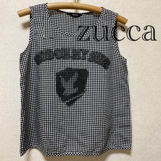 ZUCCa - ズッカ タンクトップ ブラウス