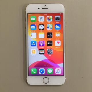 iPhone - 美品 iPhone6s simフリー 64GB ゴールド 完動品