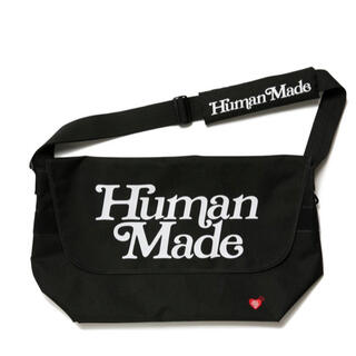 Humanmade × Girls don't cry コラボ バッグ