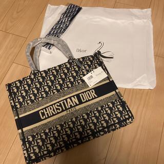 ディオール(Dior)の★DIORブックトートバッグ!再出品!早い者勝ちです!(トートバッグ)