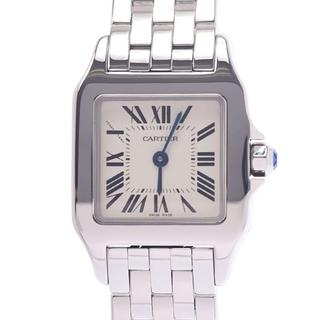 Cartier - カルティエ  サントス ドゥモアゼル SM 腕時計