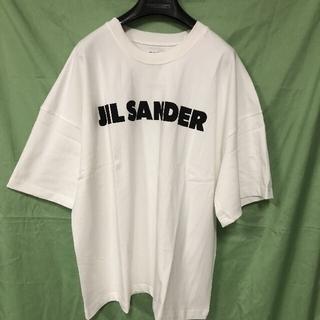 Jil Sander - JIL SANDER ジルサンダー ロゴ 半袖TシャツS
