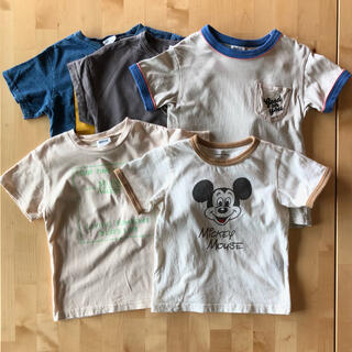 BREEZE - BREEZEブリーズ 110cmTシャツおまとめ売り 5枚セット