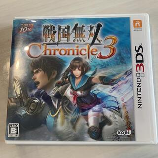 コーエーテクモゲームス(Koei Tecmo Games)の戦国無双 Chronicle(クロニクル) 3 3DS(携帯用ゲームソフト)