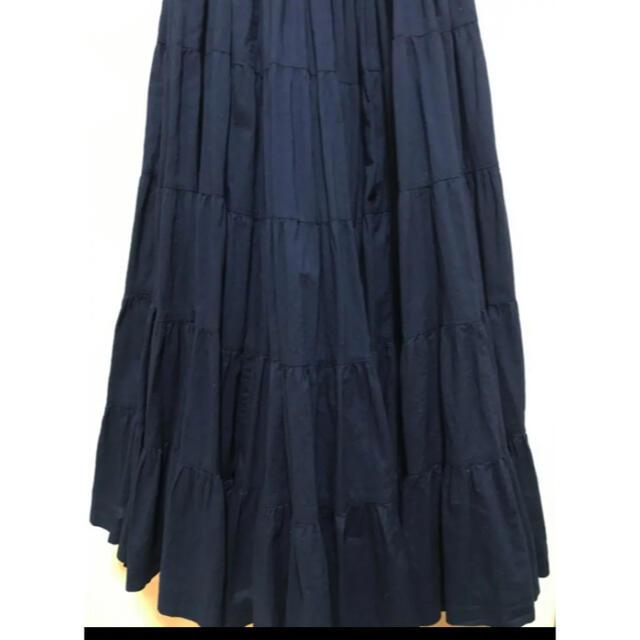 DEUXIEME CLASSE(ドゥーズィエムクラス)の☆大人気☆ マリハ MARIHA 草原の夢のドレス マキシワンピース レディースのワンピース(ロングワンピース/マキシワンピース)の商品写真