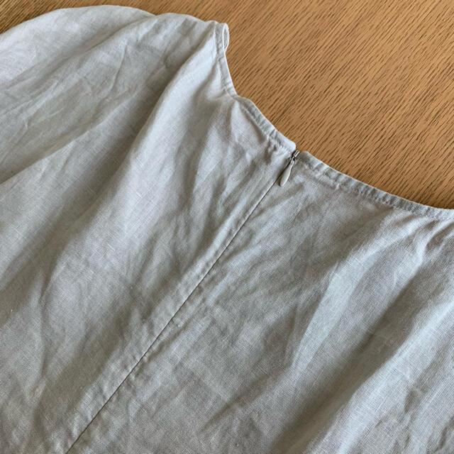 JOURNAL STANDARD(ジャーナルスタンダード)のジャーナルスタンダード リネンパフブラウス レディースのトップス(シャツ/ブラウス(長袖/七分))の商品写真
