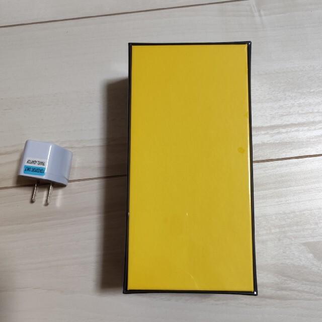 ANDROID(アンドロイド)の未開封 Xiaomi Poco X3 Pro ブラック 6GB+128GB スマホ/家電/カメラのスマートフォン/携帯電話(スマートフォン本体)の商品写真