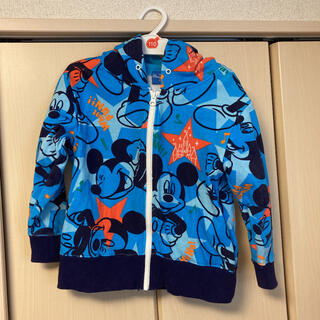 Disney - ディズニーリゾート ミッキー  キッズパーカー 110