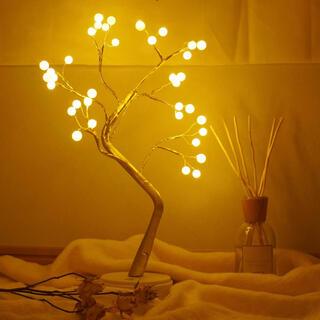 LED ツリー ライト / スタンドライト / 韓国インテリア / 韓国雑貨(蛍光灯/電球)