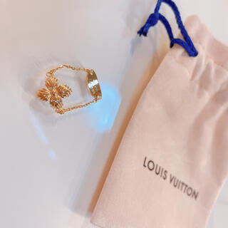 LOUIS VUITTON - 【新品】ルイヴィトン チェーンリング リング LOUIS VUITTON