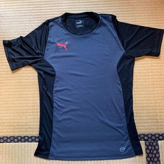 緊急値下げ 正規品 未使用 puma プーマ ドライTシャツ Lサイズ