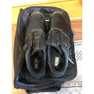 アディダス(adidas)のアディダス adifit180 BOA 26cm ブラック (シューズ)