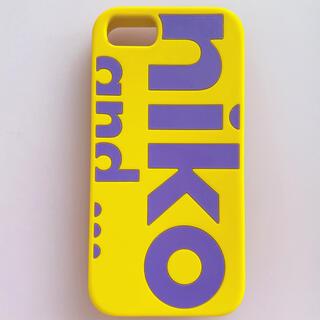 ニコアンド(niko and...)のニコアンドiPhoneケース(iPhoneケース)