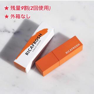 mily様専用 リカフロッシュ 01 オランジェット(口紅)