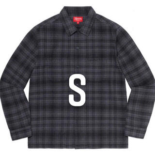 Supreme - Supreme Plaid Flannel Shirt  Sサイズ