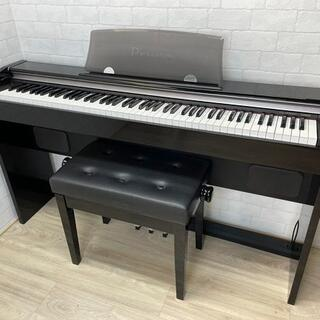 中古電子ピアノ カシオ PX-1000BP(電子ピアノ)