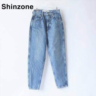 Shinzone - CARROT DENIM SHINZONE キャロット デニム