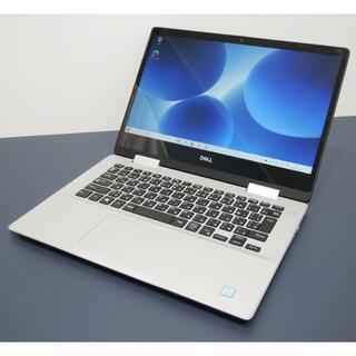 DELL - Dell inspiron 14 5482 タッチパネル 2in1ノート