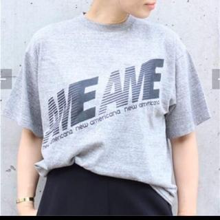 アメリカーナ(AMERICANA)のアメリカーナ Tシャツ ドゥーズィエムクラス フリークスストア(Tシャツ(半袖/袖なし))