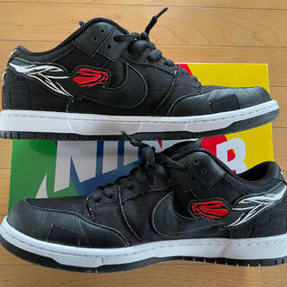 NIKE - wasted youth nike sb dunk low