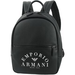 エンポリオアルマーニ(Emporio Armani)のEMPORIO ARMANI バックパック メンズ ブラック 新品 113331(バッグパック/リュック)