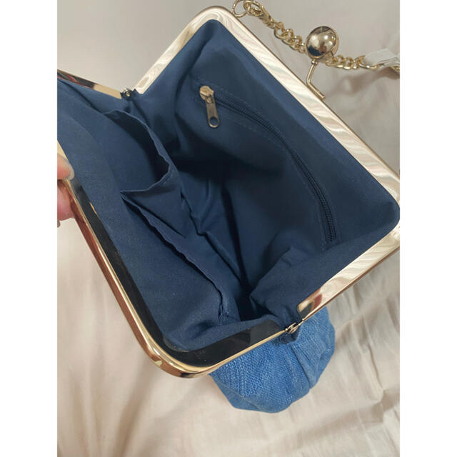 ZARA(ザラ)のがま口バッグ レディースのバッグ(ショルダーバッグ)の商品写真