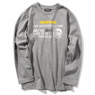 DIESEL - DIESEL(ディーゼル)ロンT Tシャツ 110cm